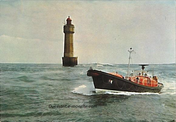 SNSM canot de sauvetage Ouessant