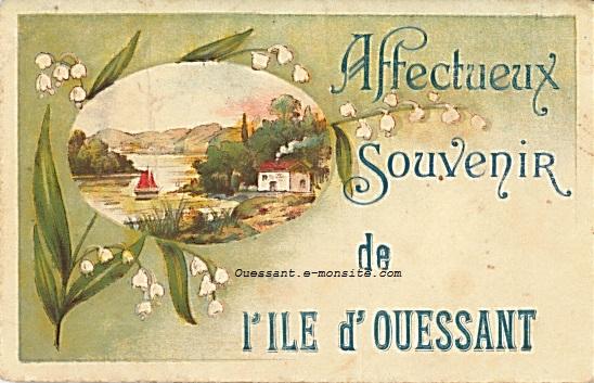 Souvenir d'Ouessant