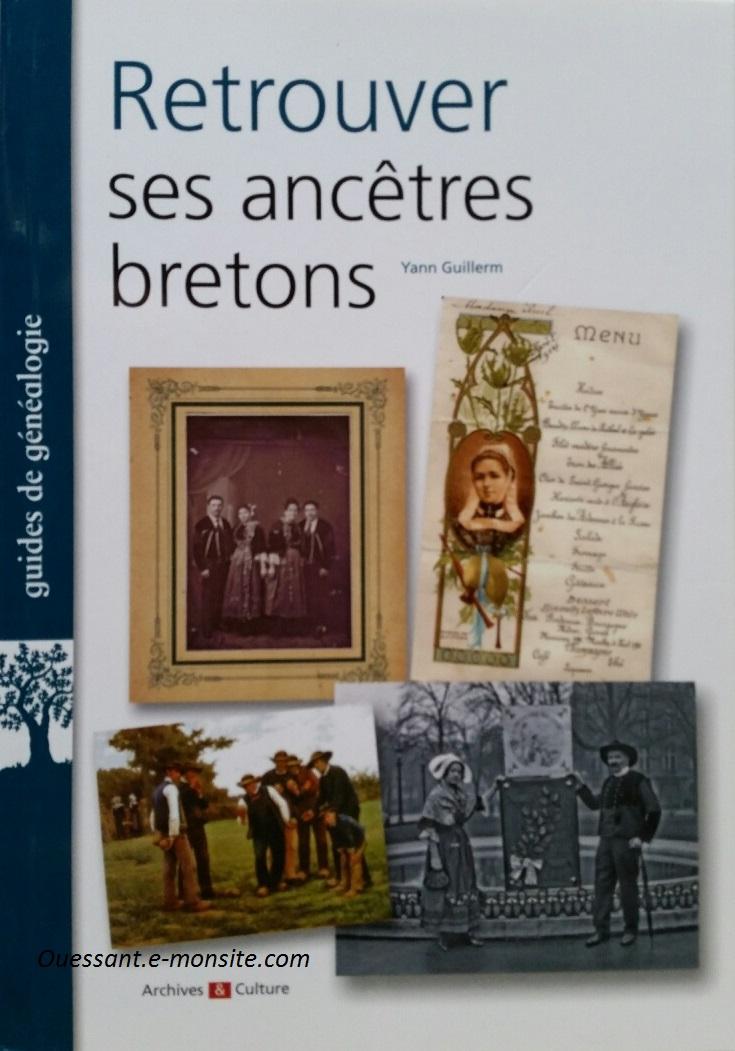 Yann GUILLERM Retrouver ses ancêtres bretons