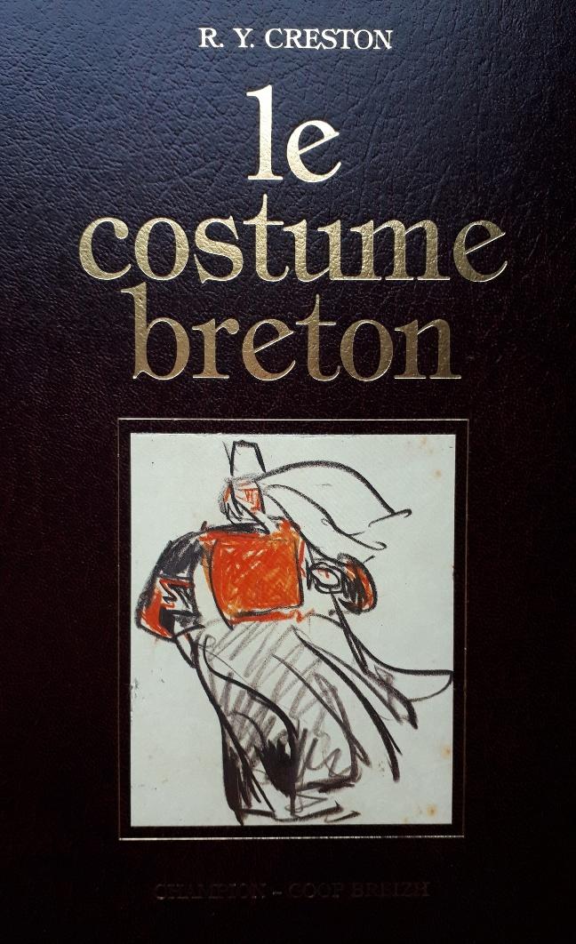 Costume breton Creston