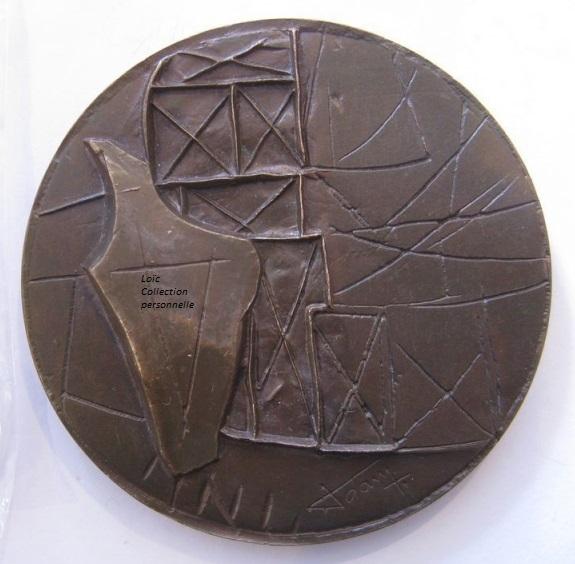 Adam Henri Georges medaille d'Ouessant