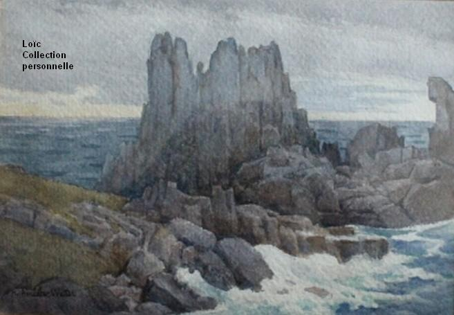 Amedee-Wetter Ouessant