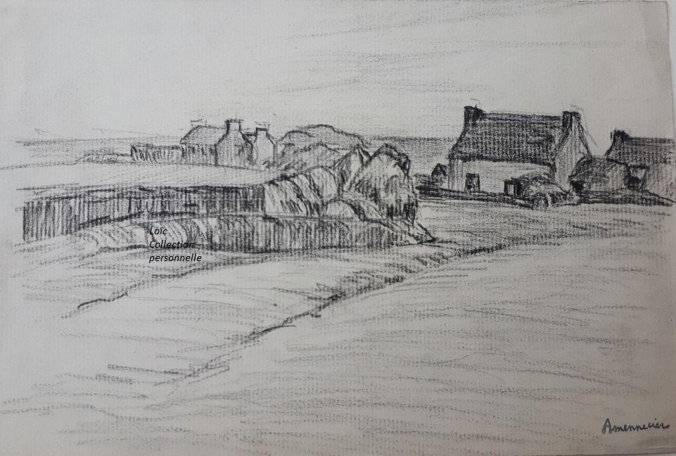 Amennecier dessin 3