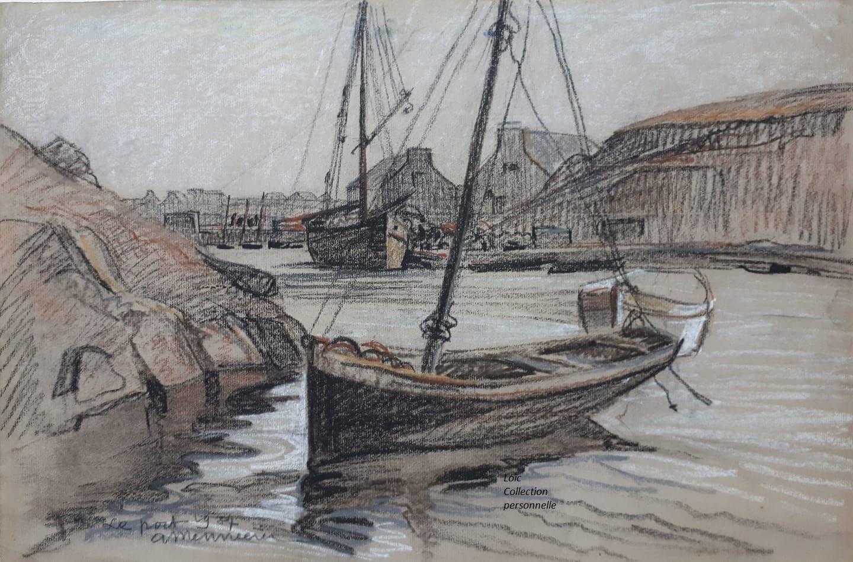 Amennecier le port 1937