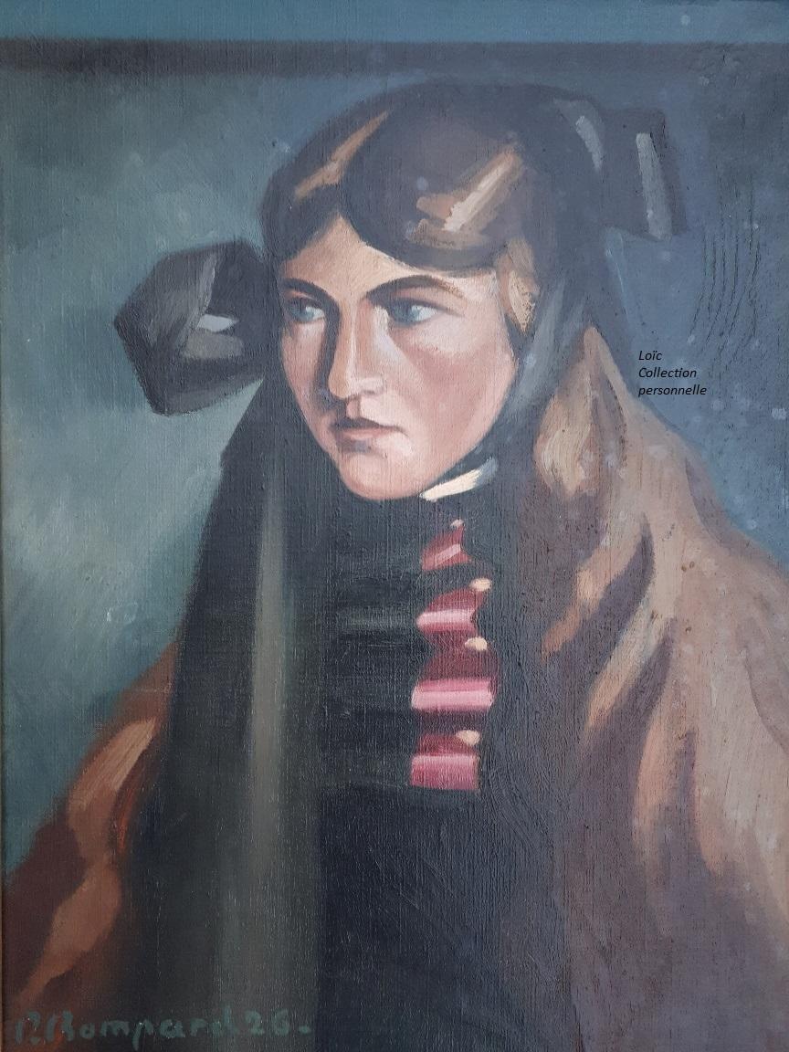Bompard Pierre Ouessantine 1926