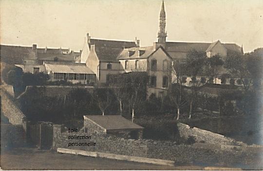 Bourg de Lampaul