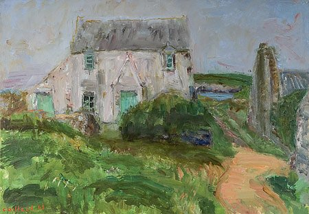 CAILLARD Christian Hugues Ouessant