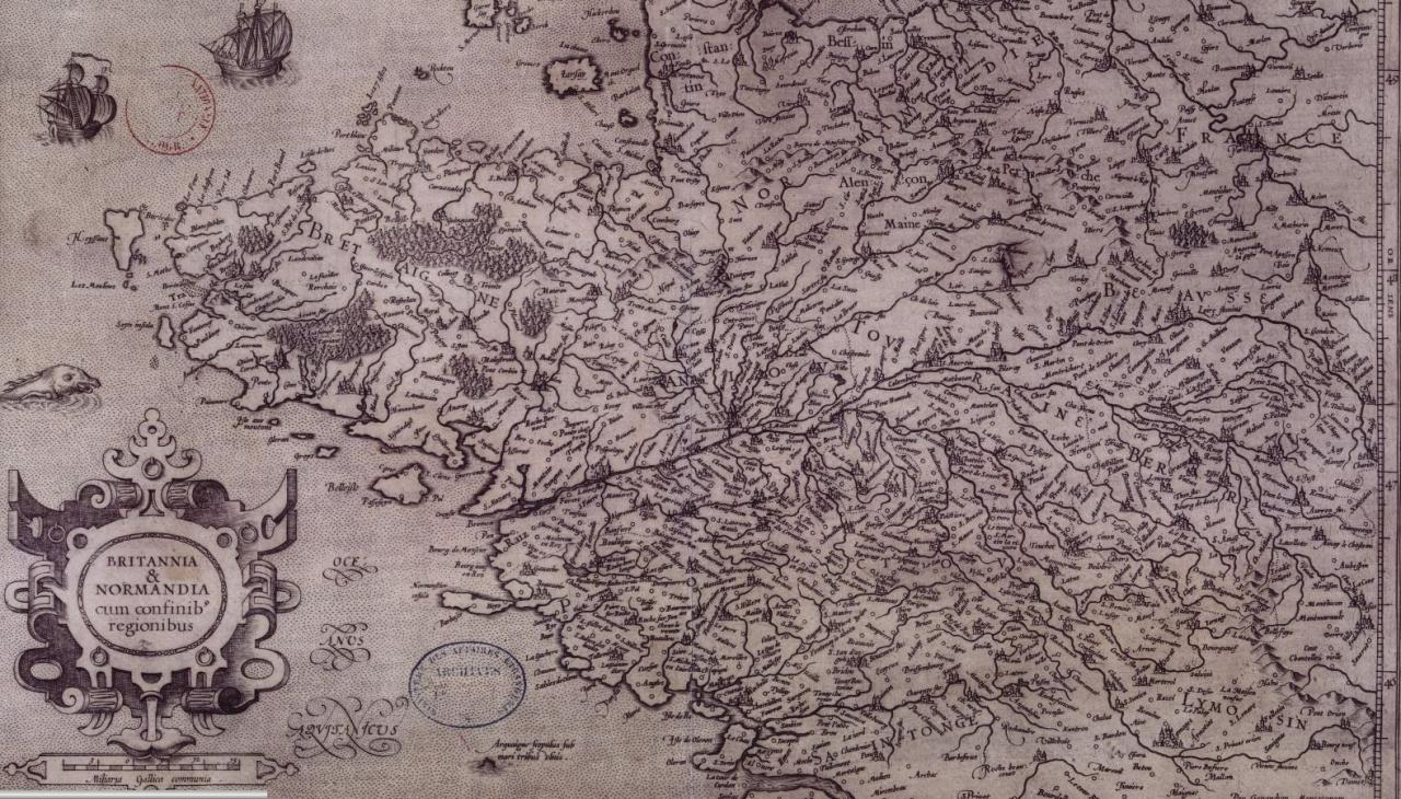 Mercator 1585