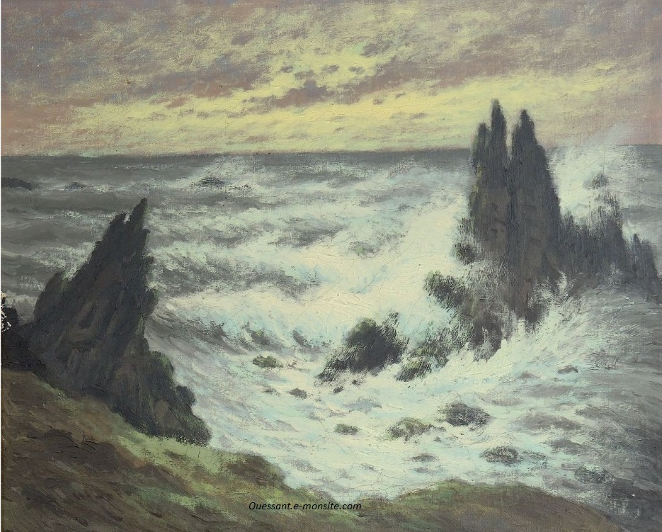Charles Mootz Ouessant