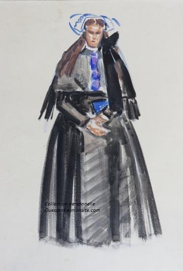 Creston René Yves Ouessantine