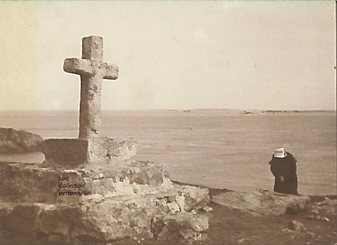 Croix de Saint Paul à Penn ar Lan