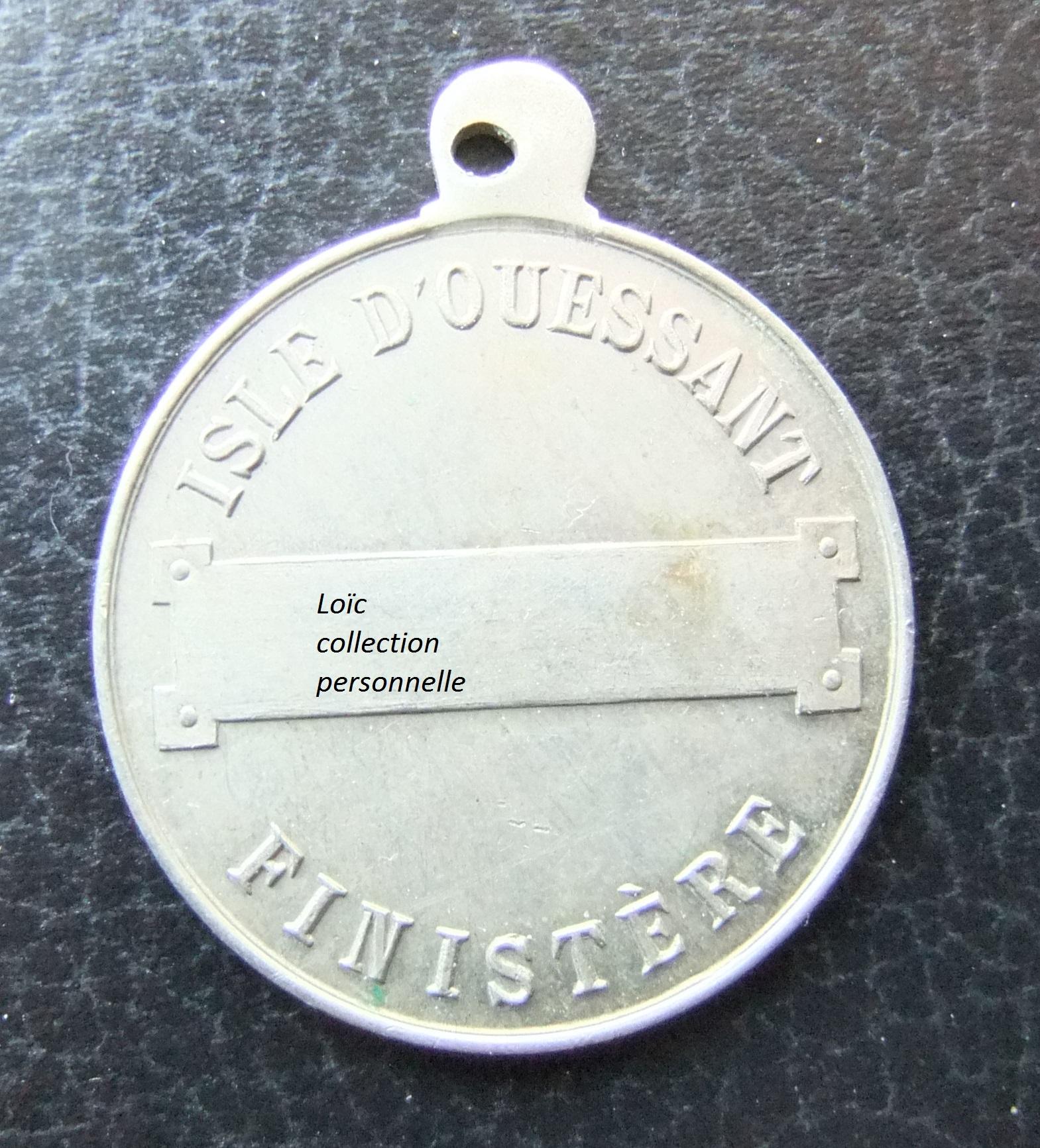 médaille Ouessant