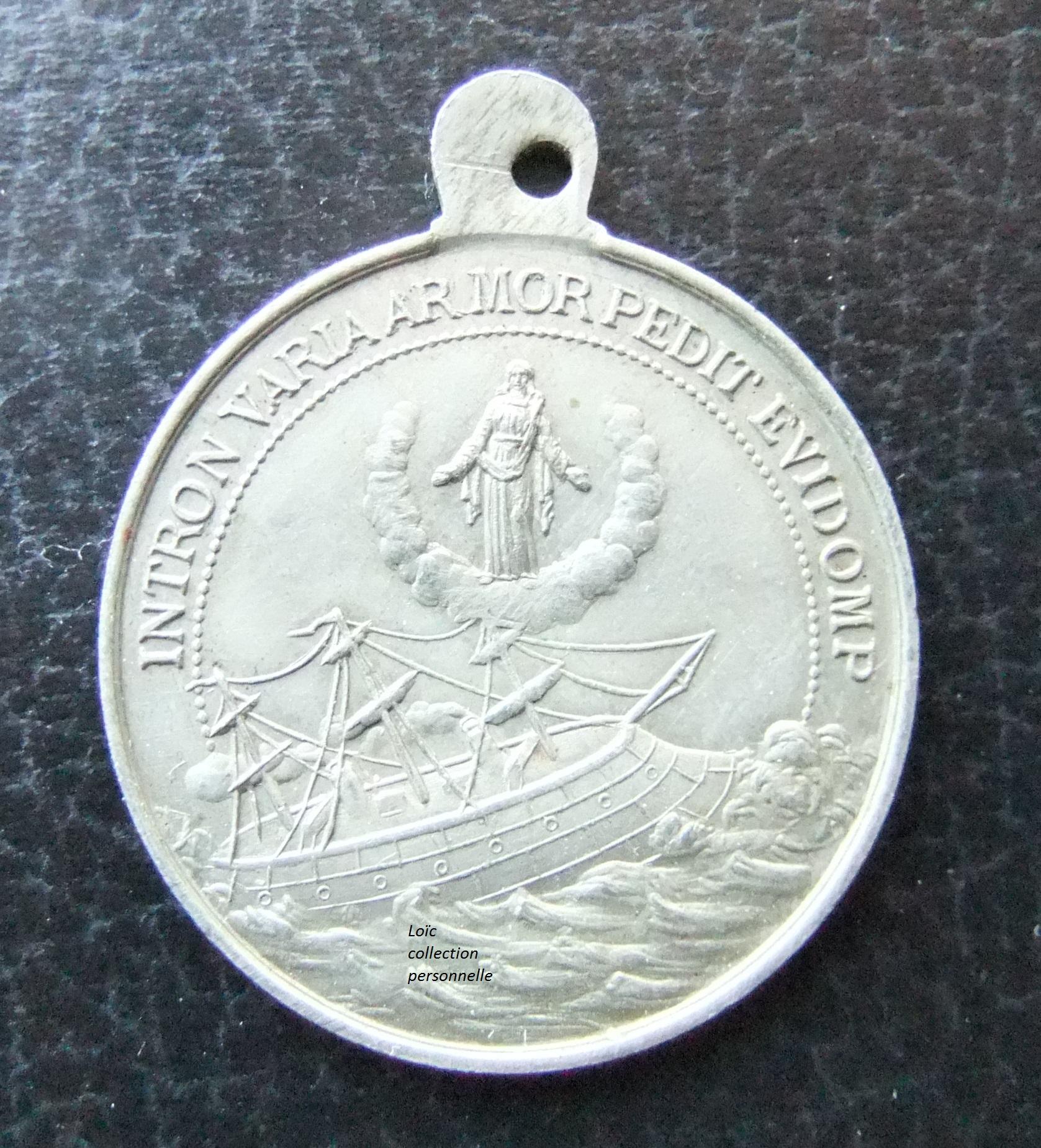 Médaille Isle d'Ouessant