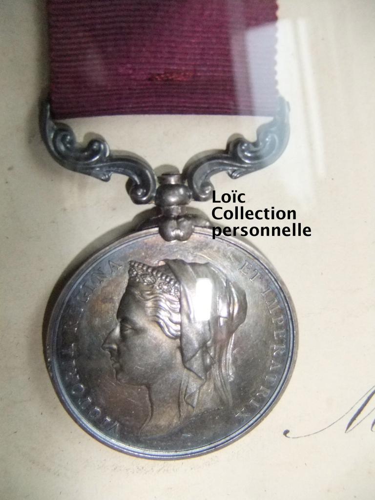 Médaille du Drummond Castle