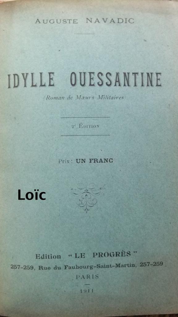 Navadic Idylle Ouessantine