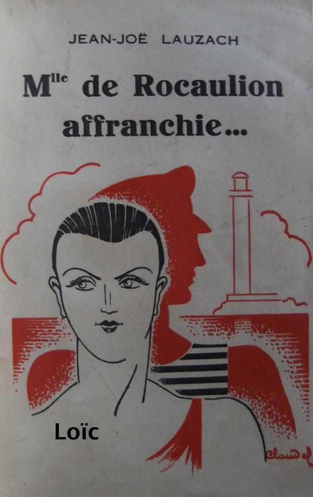 Lauzach Mlle de Rocaulion affranchie