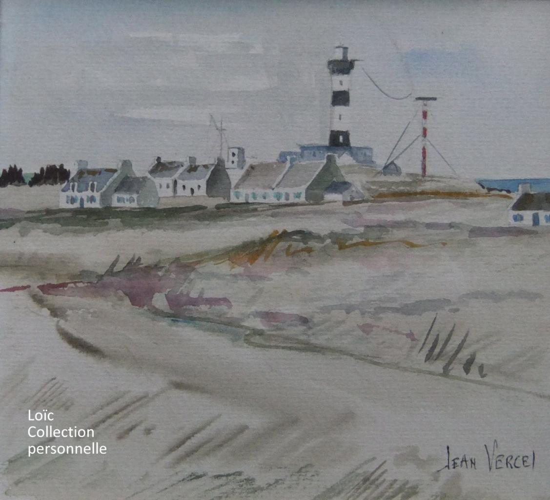 Jean VERCEL Ouessant