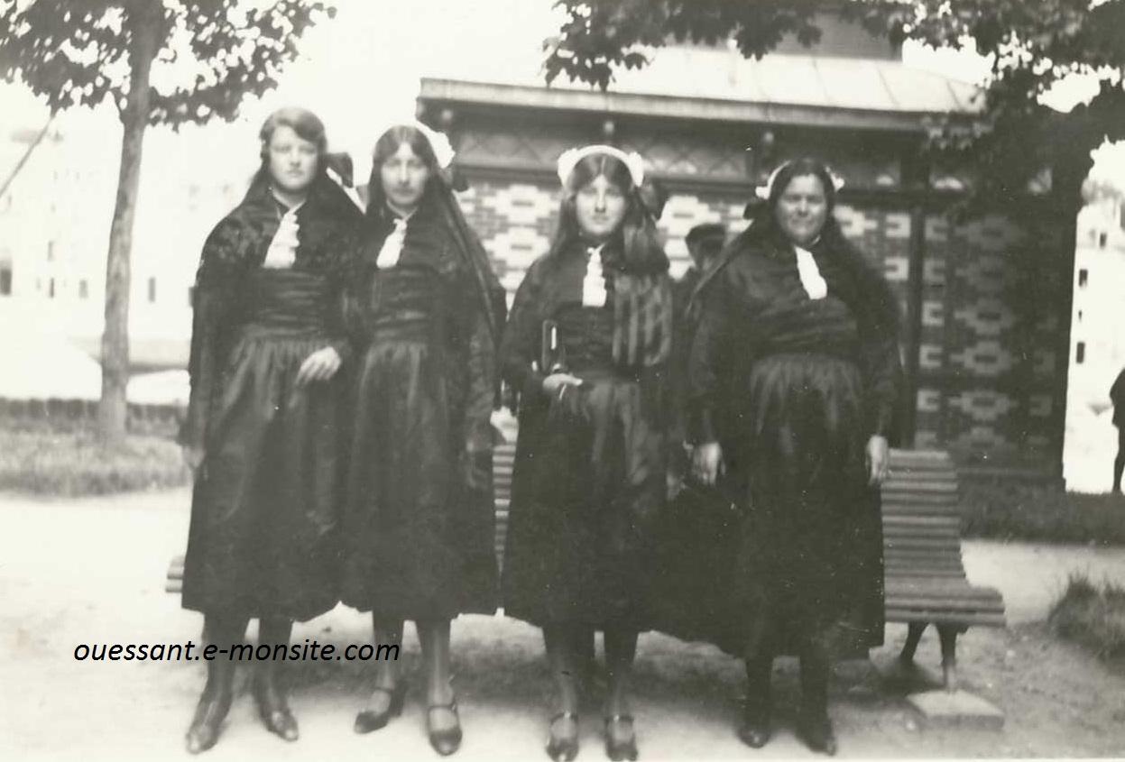Femmes d'Ouessant Vannes