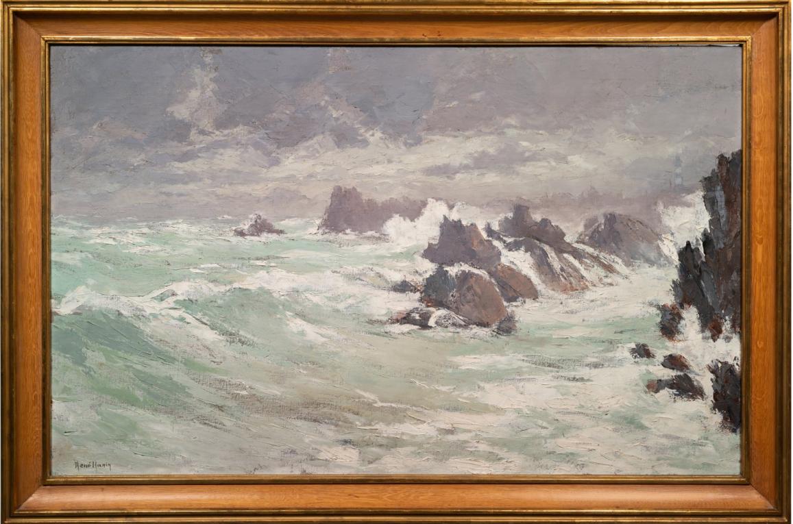 Ile d'Ouessant - tableaux et peintures