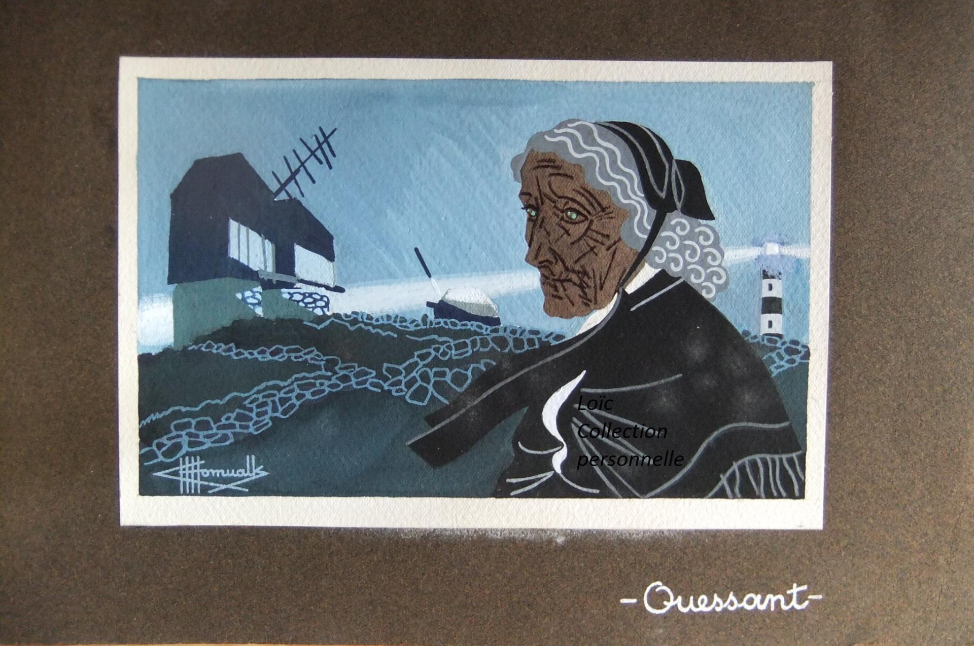 Charles Homualk Ouessant