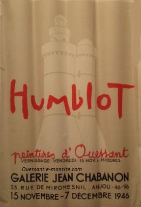 Humblot affiche