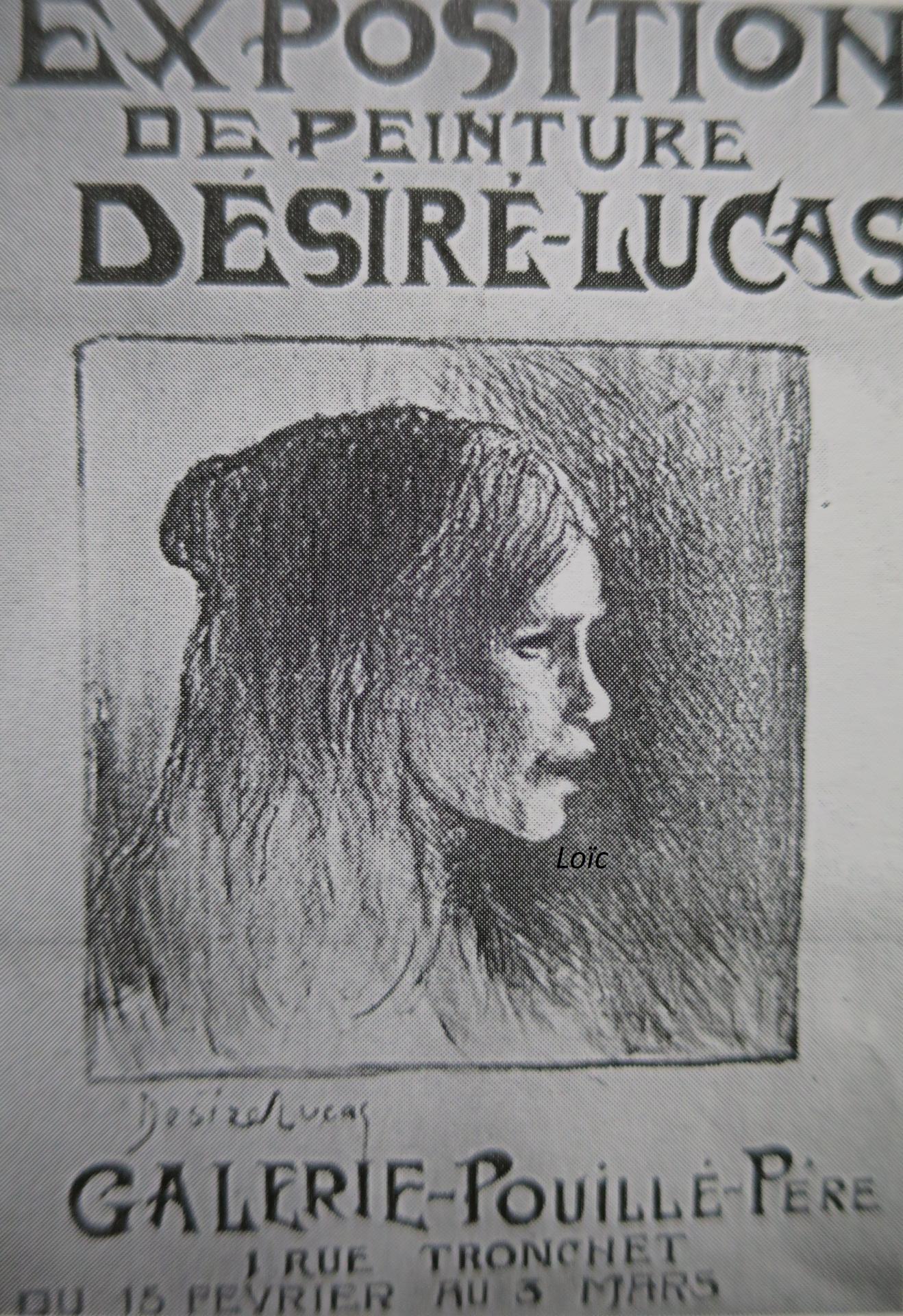 Louis Marie Désiré-Lucas Ouessant