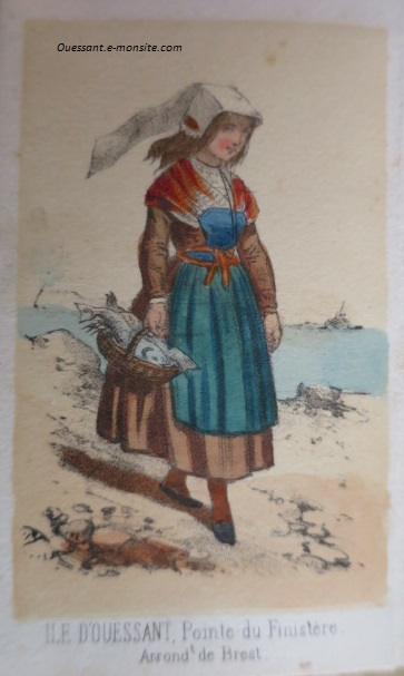 Souvenir de la Basse Bretagne
