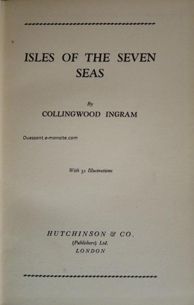 Colingwood Ingram
