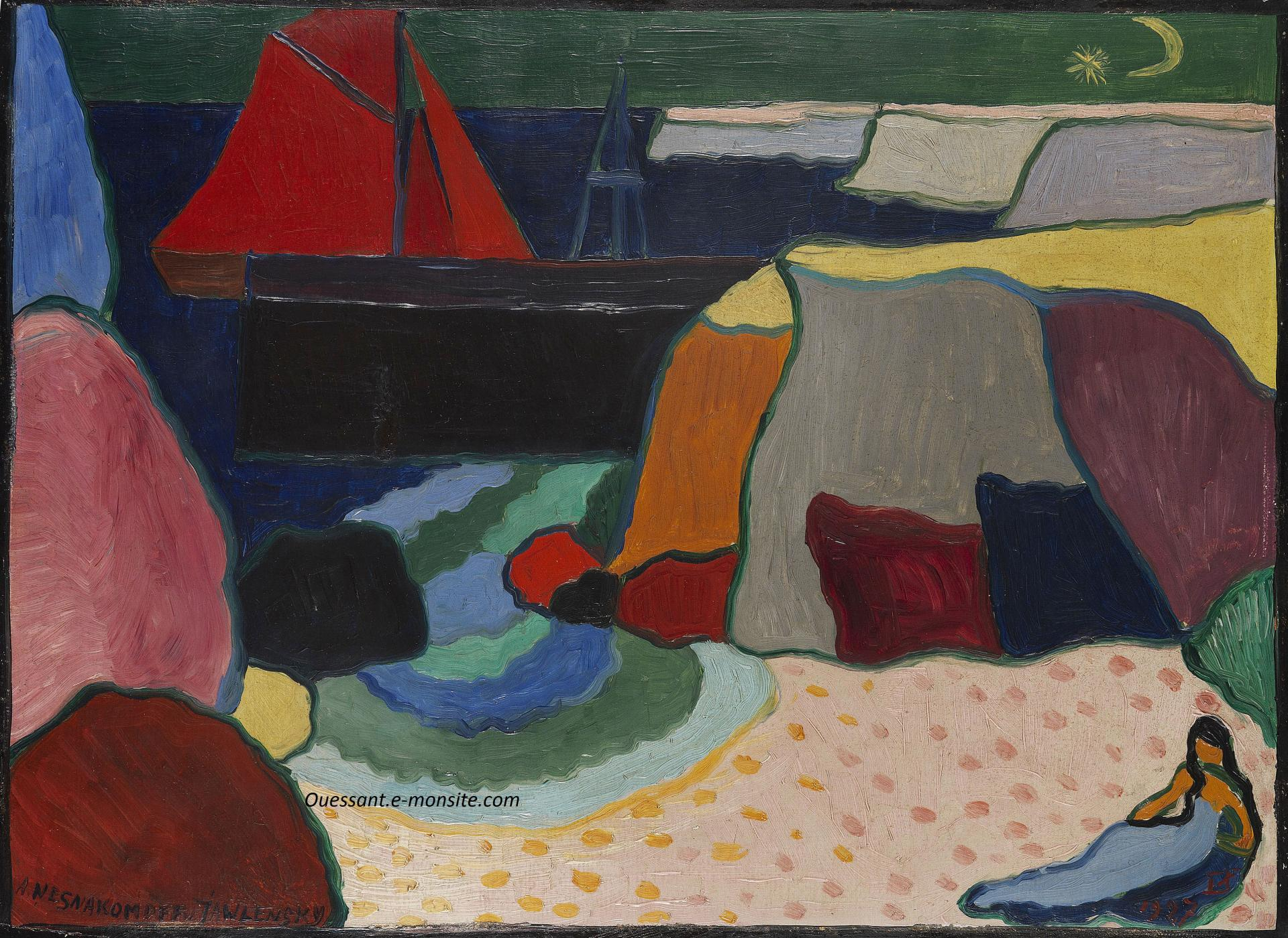 Jawlensky andreas ouessant