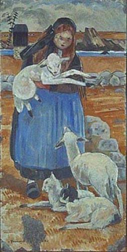 Yvonne Jean Haffen Ouessant