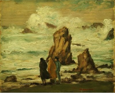 Mahonri surf hsp 22x27