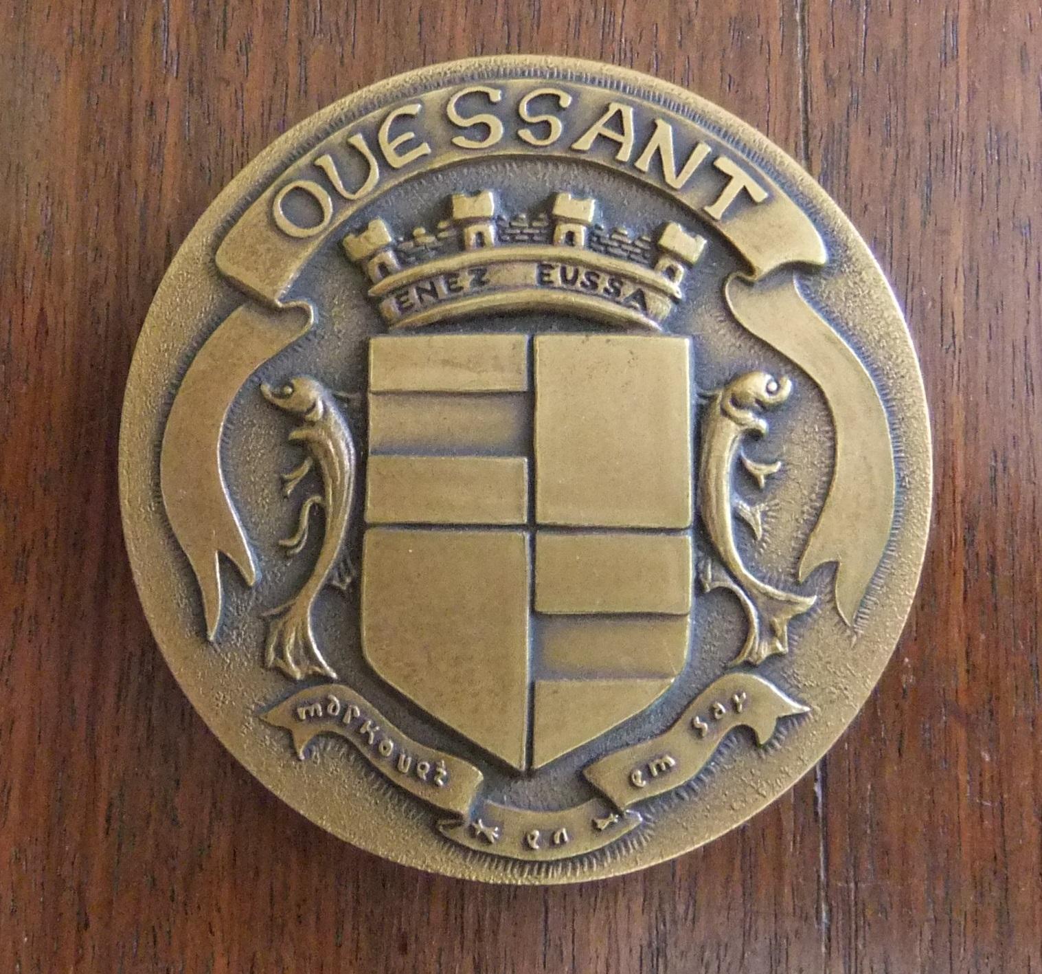 Medaille de la municipalité d'Ouessant
