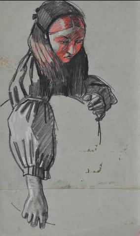 Mathurin Meheut Ouessantine
