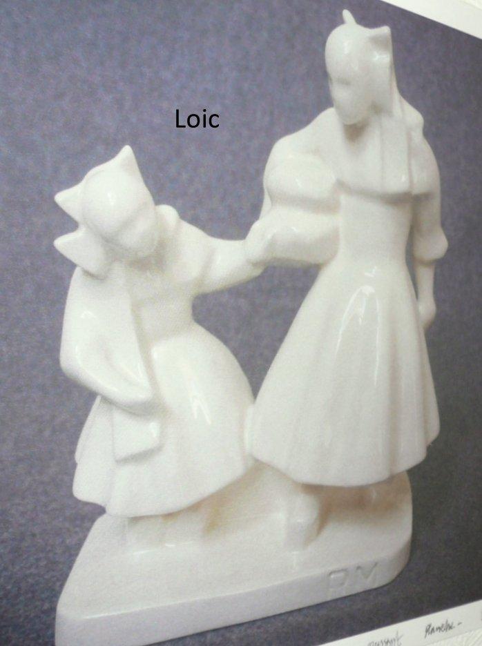 Micheau-Vernez Mère et fille