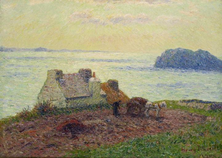 Henri MORET Ouessant