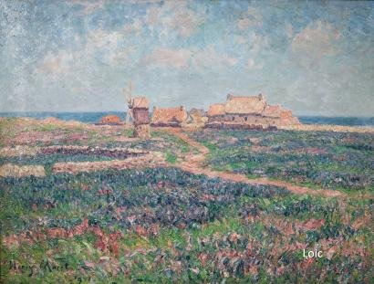 Henry Moret Ouessant