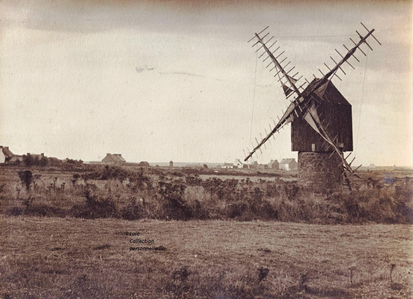 Moulin à Ouessant