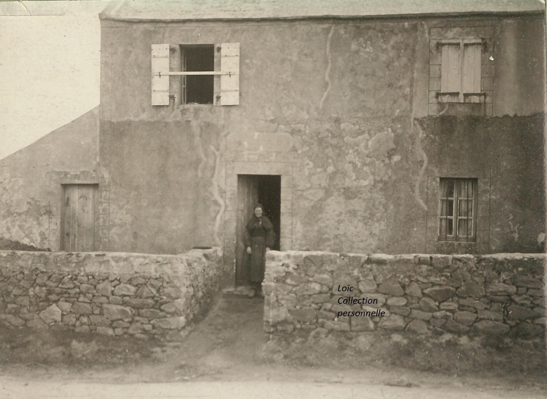 Maison Ouessantine