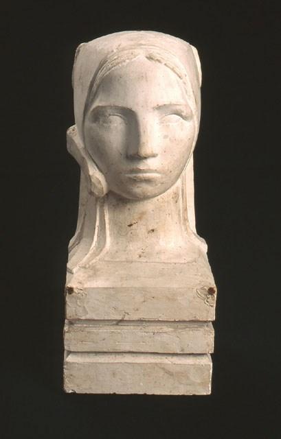 Robert Eloi Emile buste  de Ouessantine