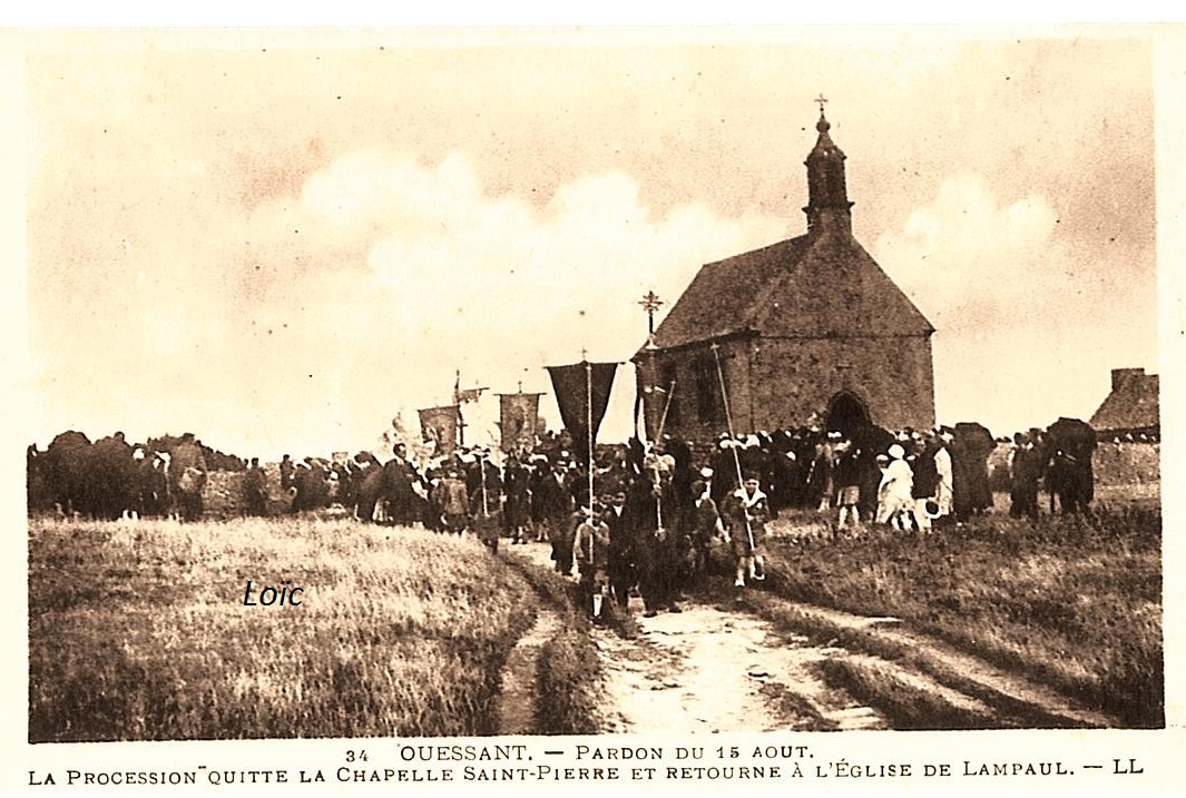 Procession Ouessant