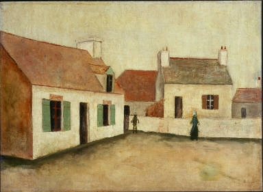 Maurice Utrillo Ouessant