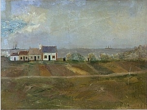 Utrillo Ouessant